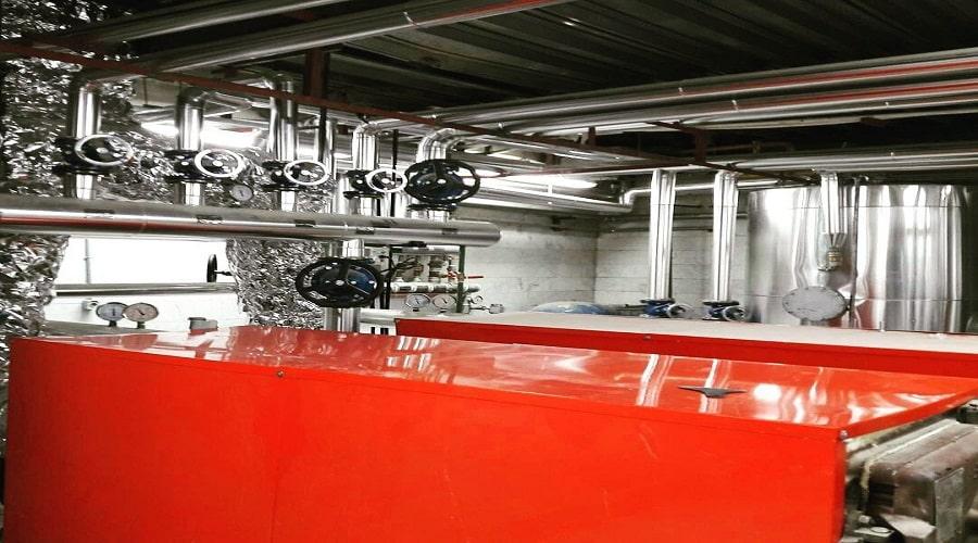 تعمیر موتورخانه تهویه گستر راگا