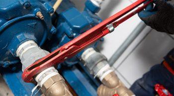 نصب پمپ آب ساختمان (پمپ آب مصرفی)