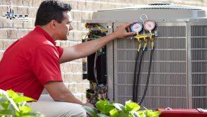 آموزش شارژ گاز کولر گازی و اسپلیت
