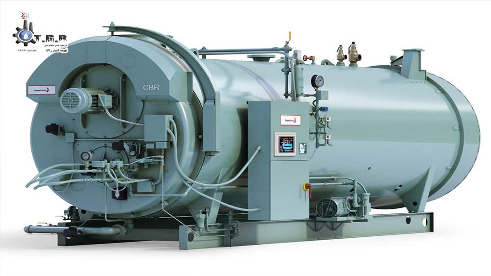 بویلر، یکی از تجهیزات موتورخانه