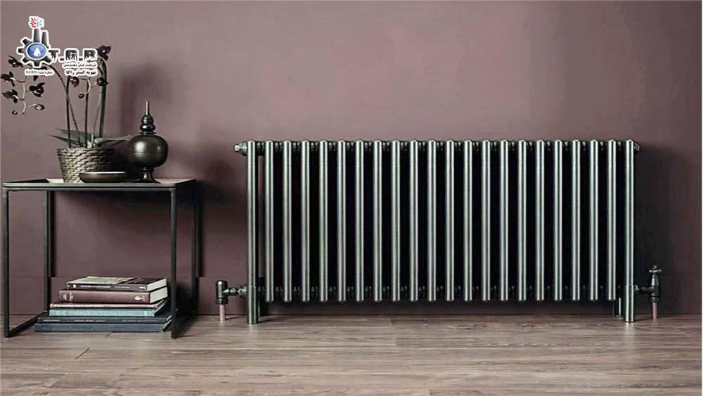 رادیاتورها یکی از اجزای تشکیل دهنده موتورخانه