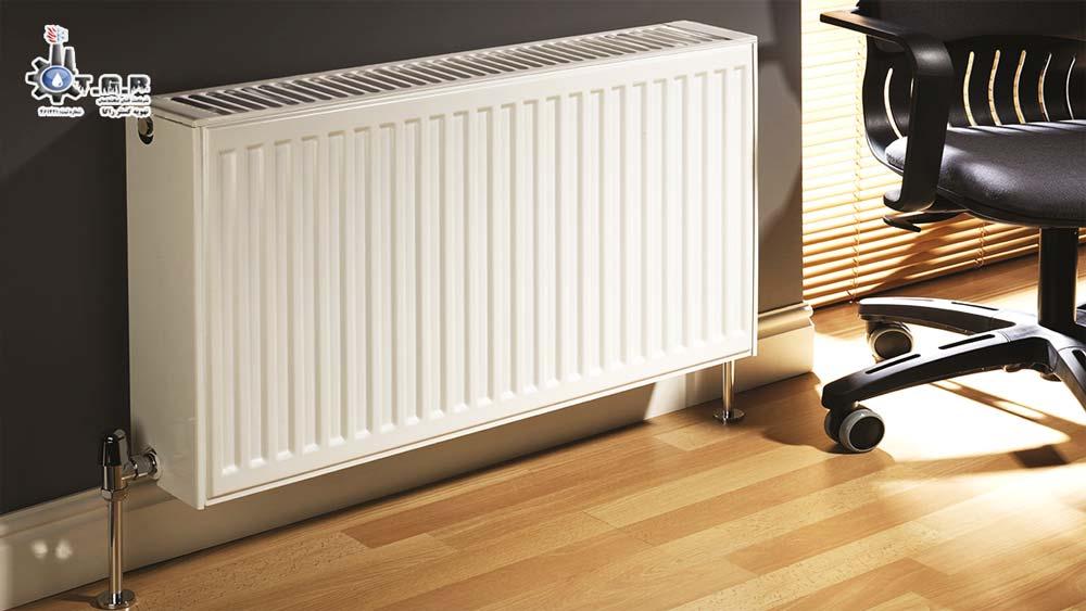 انواع رادیاتور شوفاژ در سیستم گرمایشی