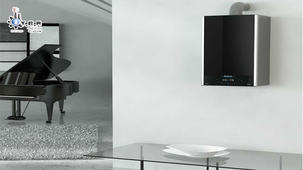 نصب پکیج دیواری در طراحی داخلی منازل