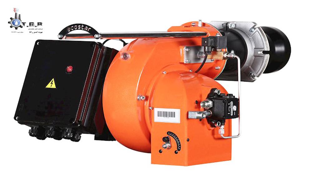 مشعل یکی از مهم ترین دستگاه های موتورخانه  است.