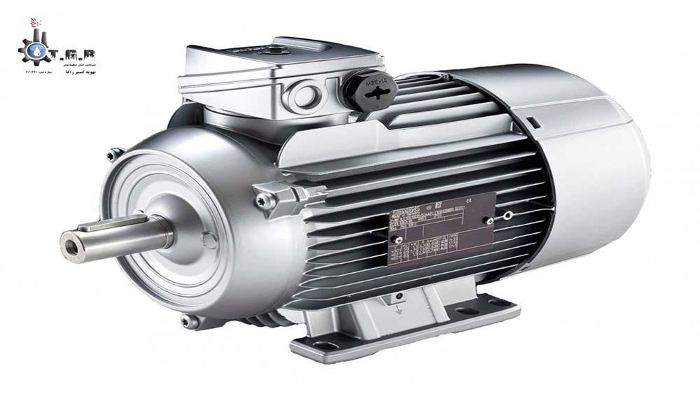 یکی از انواع موتورالکتریکی