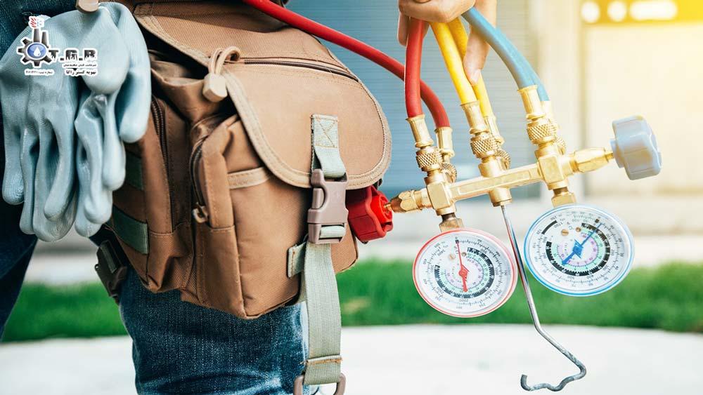 سرویس و نگهداری موتورخانه باید توسط افراد ماهر انجام شود
