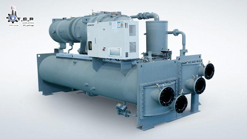 چیلر مهم ترین وسیله در تجهیزات سرمایشی موتورخانه است