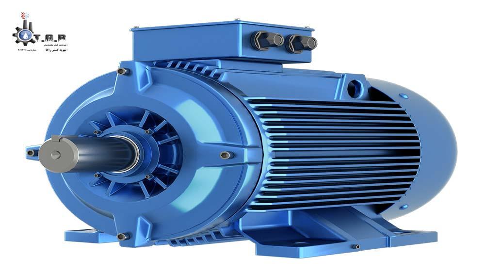 مدلی دیگر از الکتروموتور