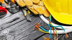 ابزار و وسایل مورد نیاز سیم کشی ساختمان