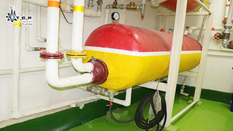 هواگیری منبع دوجداره ؛ 2 روش آموزش مرحله به مرحله هواگیری منبع دوجداره موتورخانه (+ شوفاژ و منبع انبساط)