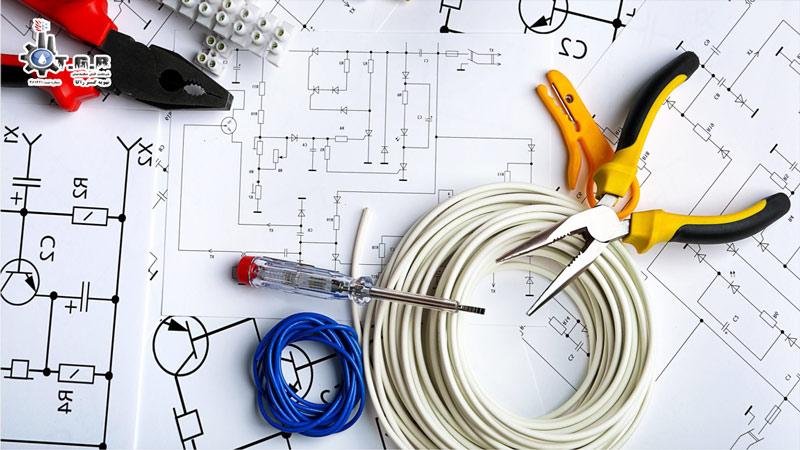 ابزار و وسایل تخصصی مورد نیاز سیم کشی ساختمان