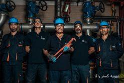 لیست 5 شرکت تعمیر و نگهداری مجاز تاسیسات در تهران