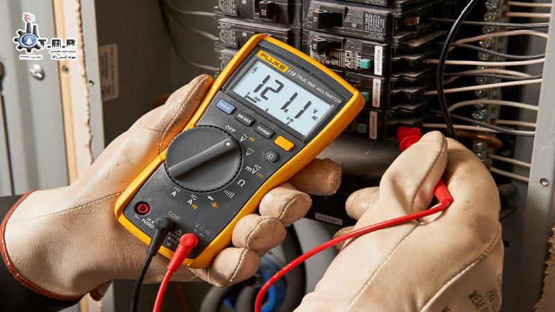 مولتی متر ؛ از ابزار و وسایل لازم جهت برق کشی ساختمان